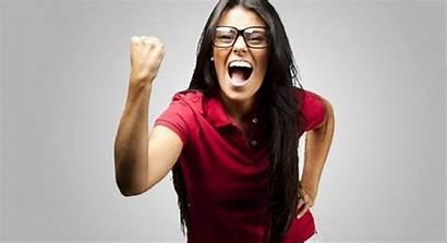 Mulher Empodere Coisas Shutterstock Levantando Nessa Obviousmag