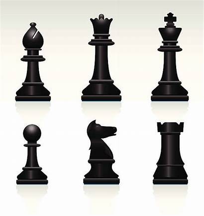Chess Piece Vector Pawn Illustrations Queen Clip