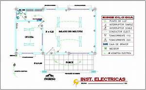 Wiring Diagram Fire Alarm System For Guard House Detail  Autocad Dwg Files