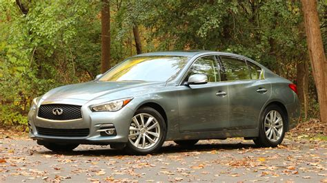 2016 Infiniti Q50 20t Review So Close To Being Great