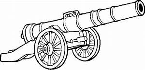 Picture Of Cannon - ClipArt Best