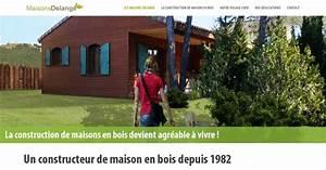 Les Constructeur De L Extreme Maison En Bois : groupe delange le constructeur de maisons en bois dans le ~ Dailycaller-alerts.com Idées de Décoration