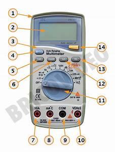 Comment Utiliser Un Multimetre : mesures lectriques d pannage bricolage utiliser un ~ Premium-room.com Idées de Décoration