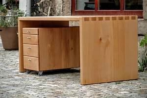 Schreibtisch Nach Maß : schreibtisch massivholz buche deutsche dekor 2017 online kaufen ~ Frokenaadalensverden.com Haus und Dekorationen