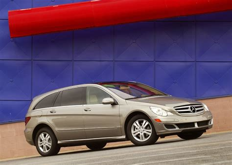 2006 Mercedes-benz R Class Pictures/photos Gallery