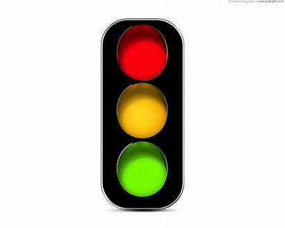 Traffic Signal Solved Lights Clipart Icon Solution