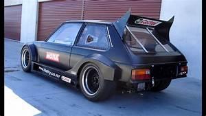Toyota Starlet Kp60 Racecar  Hampton Downs  Nz