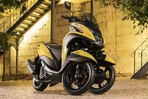 Scooter 3 Roues 125 : scooter 3 roues yamaha tricity ~ Medecine-chirurgie-esthetiques.com Avis de Voitures