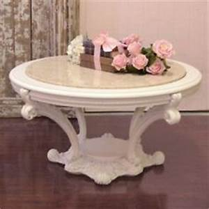 1000 images about shabby chic coffee center tables on With antique cream coffee table