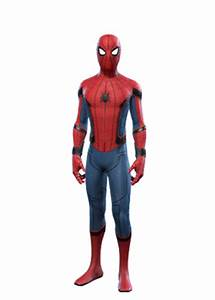 Spider-Man: Homecoming Suit - Costume - Marvel Heroes ...
