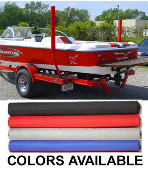 Malibu Boat Trailer Bumpers by Boat Trailer Guide Pads Pair 48 Quot For Guide Poles
