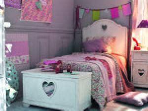 photo idee decoration chambre fille 8 ans par deco