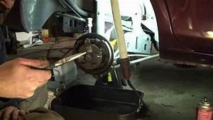 2001 Dodge Neon - Rear Drum Brake Service - Part I