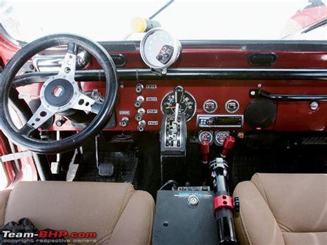 thar jeep interior mahindra thar test drive review page 24 team bhp