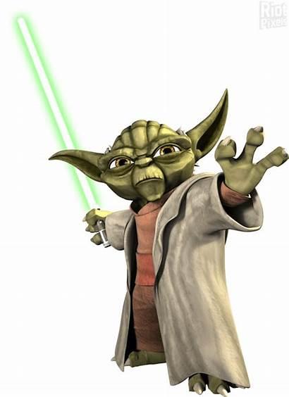Yoda Wars Transparent Obi Wan Clipart Kenobi