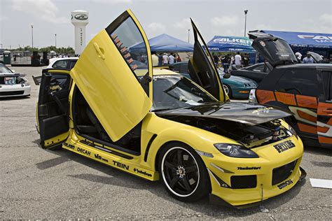 modded sports cars tuningcustomcar mazda rx 8 modified