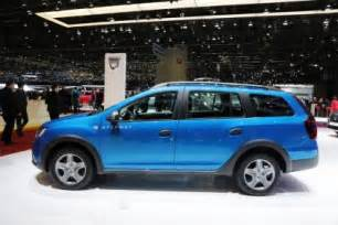 12v Lights by Dacia Logan Mcv Stepway Priced From 163 11 495 Auto Express