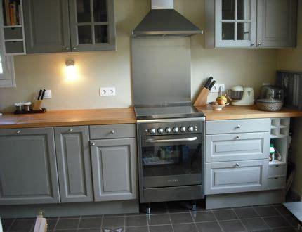 exemple de cuisine repeinte les 25 meilleures idées de la catégorie repeindre meuble