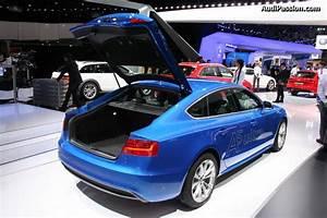 Audi Paris Est : paris 2014 audi a5 sportback ~ Medecine-chirurgie-esthetiques.com Avis de Voitures