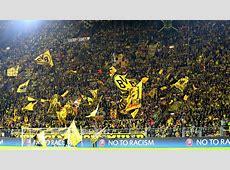 Fans Borussia Dortmund Real Madrid Champions League