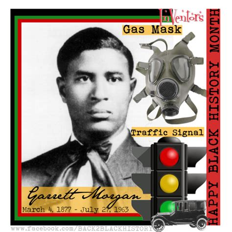 who invented the traffic light garrett augustus black history