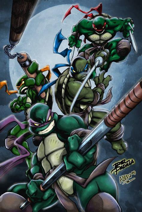 Turtle Ninja Tattoo