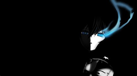 anime black wallpapers wallpaper cave