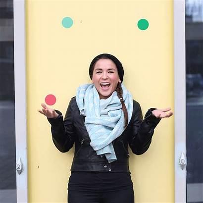 Rachel Khoo Khoollect Juggling Chief Editor