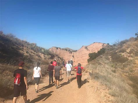 The Sinks  Limestone Canyon Regional Park Hiking Trail