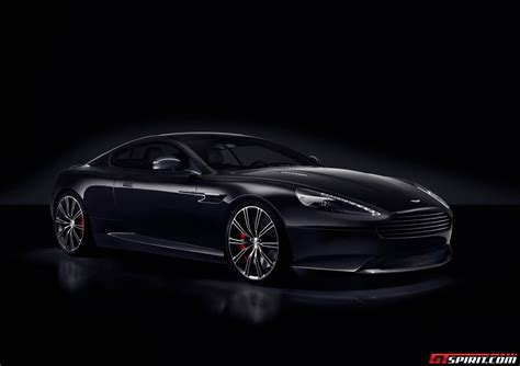 Official Aston Martin Db9 Carbon Black And Carbon White