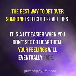 Best Getting Over Someone Quotes. QuotesGram