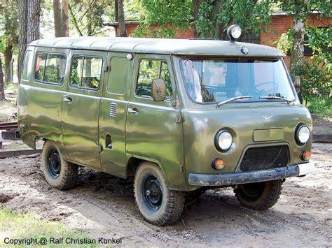uaz van buses van s 4 4 s uaz bukhanka more myn transport