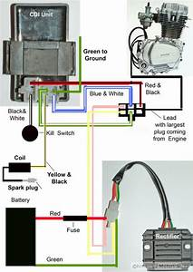 110 Atv Cdi Wiring Diagram