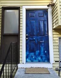 paint front door How to paint a front door with your own hands