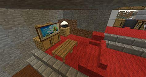 minecraft living room ideas pe furniture ideas minecraft home design