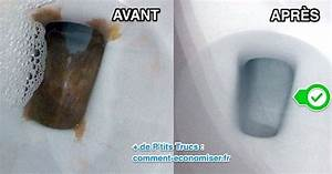 Cuvette Wc Bois : l 39 astuce pour d tartrer le fond de la cuvette des wc sans ~ Premium-room.com Idées de Décoration