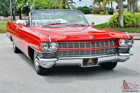 Simply Beautiful 1964 Cadillac Eldorado Convertible Fully