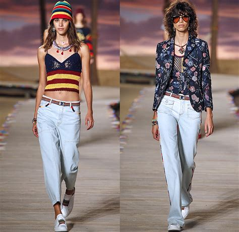 tommy hilfiger  spring summer womens runway