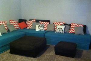 best 25 twin mattress couch ideas on pinterest diy twin With twin bed sofa diy