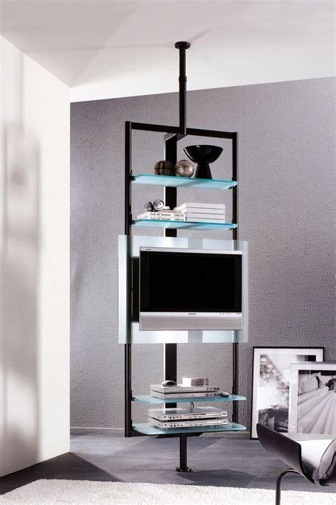 porada ubiqua wall  floor mounted tv unit