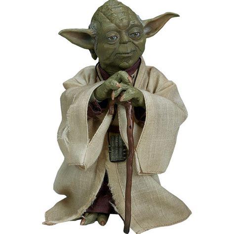 Star Wars: Episode V The Empire Strikes Back - Yoda 1:6 ...