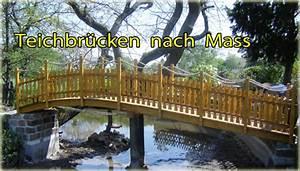 Bretter Nach Maß : teichbruecke teichbr cken nach mass ~ Pilothousefishingboats.com Haus und Dekorationen