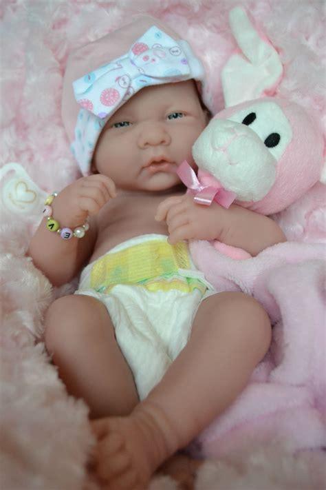 Pjs Evie ️ Berenguer La Newborn + Extras Baby Girl Doll