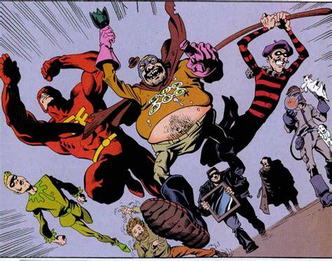 lamest superheros  villains pop culture monster