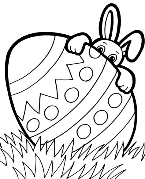 Spiderman Easter Coloring Pages