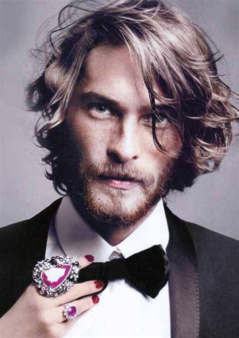 medium wavy hair styles hairstyle for women man