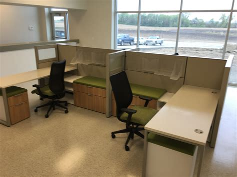 office furniture project for legacy manufacturing marion