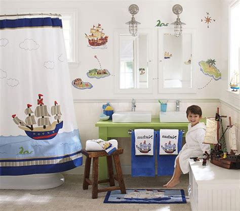 Beautiful And Elegant Sea Themed Bathroom Homesfeed