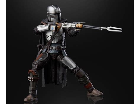 Star Wars: The Black Series - Mandalorian Beskar Armor Figure