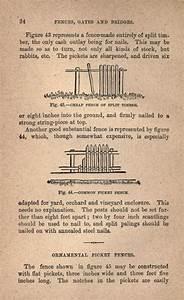 Fences  Gates  And Bridges  A Practical Manual